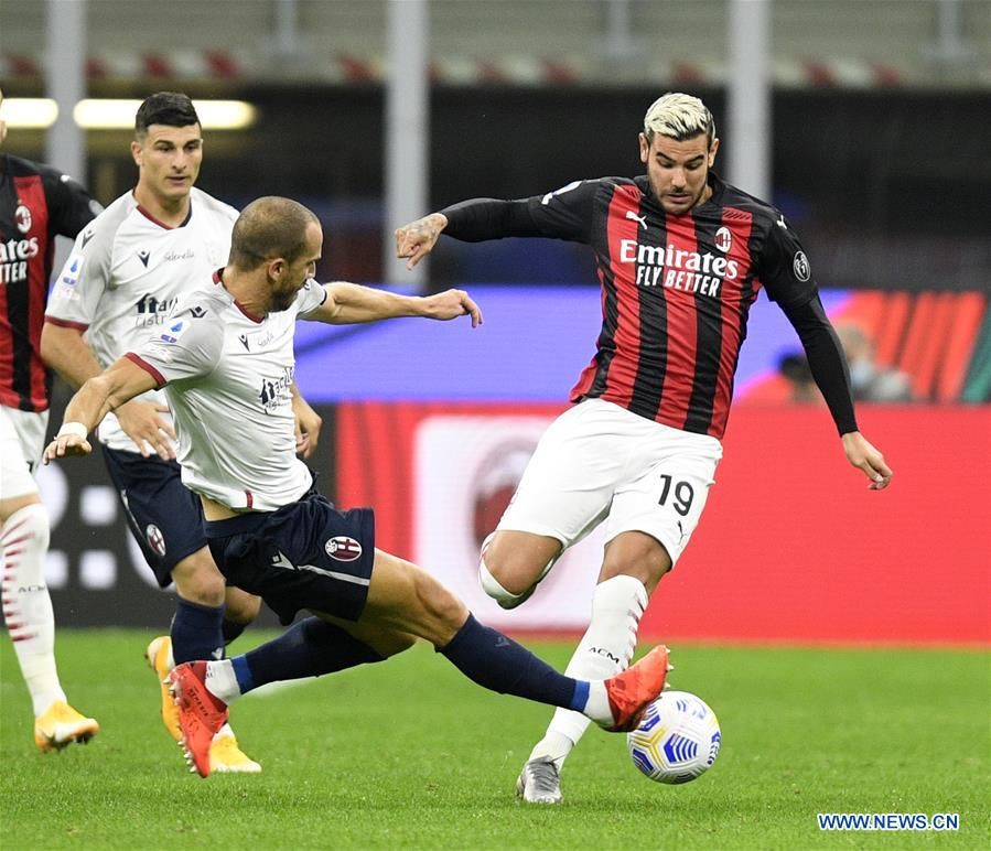 AC Milan vs. Bologna - Football Match Report