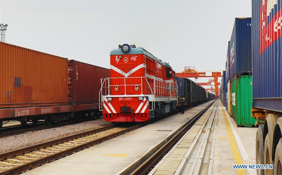 Zhejiang sees 1,000 China-Europe cargo train trips in 2020