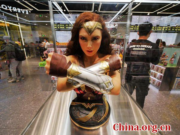 Wonder Woman 1984 maintains lead in North American box office_china