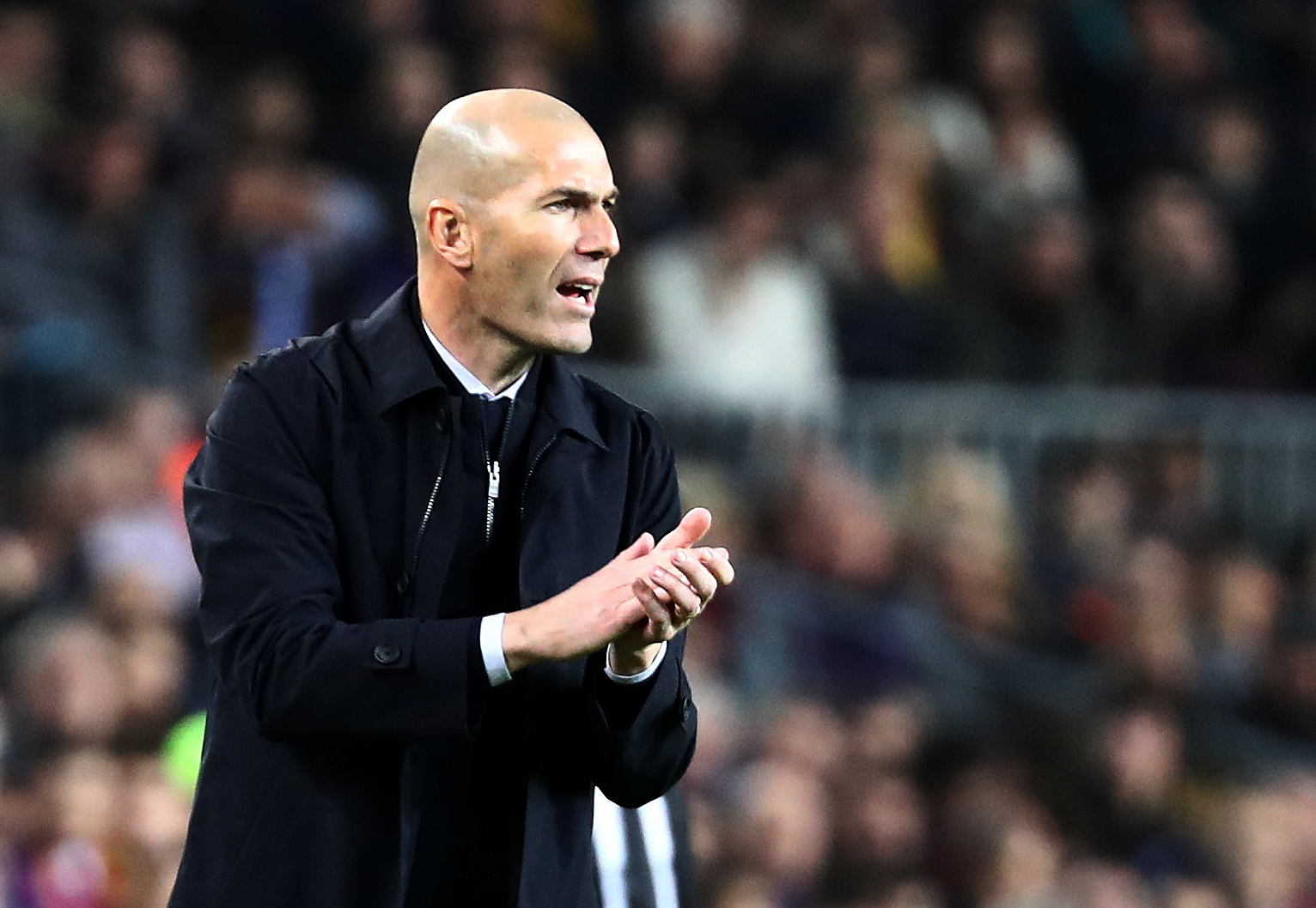 Zidane in isolation after close contact tests positive for  COVID-19_china.org.cn