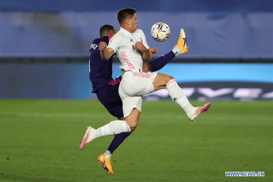 Real Madrid flop Jovic returns to Frankfurt on loan