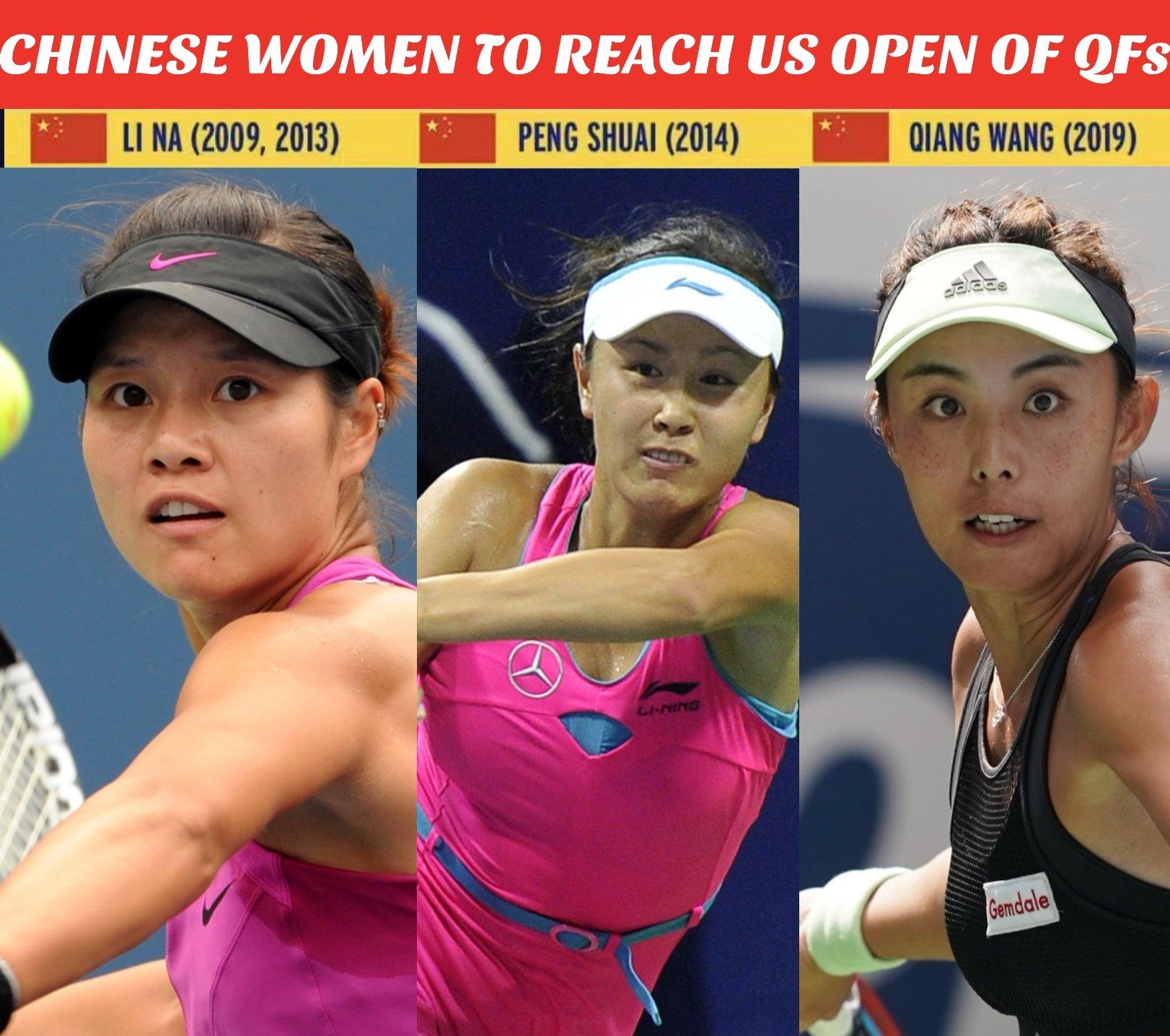 Australian Open showcasing burgeoning Chinese tennis talents