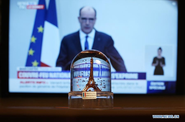 France orders stricter COVID-19 rules amid new variant fears