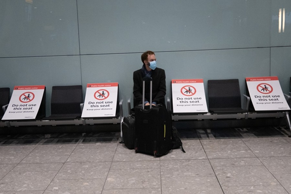 UK bans arrivals from South American countries, Portugal over new coronavirus variant