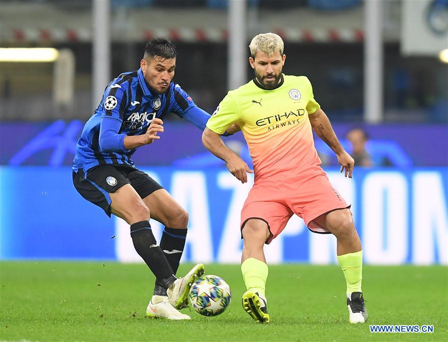 Sergio Aguero: Tests positive for COVID-19