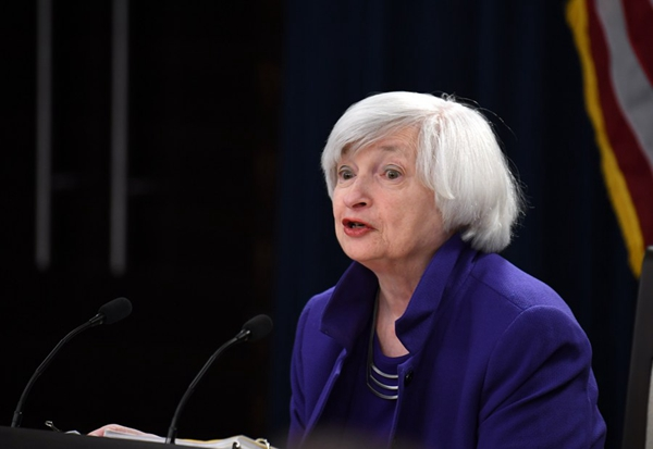 US Senate votes overwhelmingly to confirm Yellen as first female Treasury chief