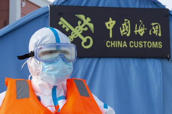 Chinese mainland reports 19 new imported COVID-19 cases
