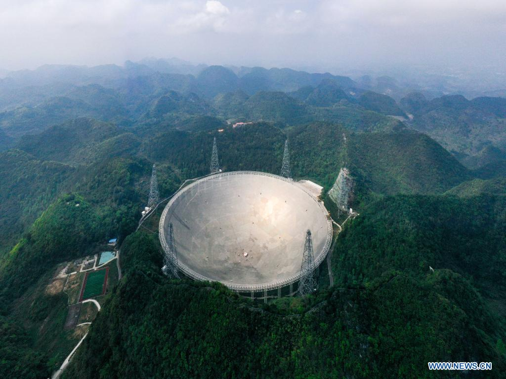 China's FAST telescope opens to global scientists