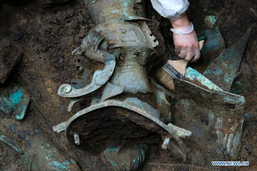 Sanxingdui finds reflect similarities of Chinese, Maya cultures, says Chichen Itza director