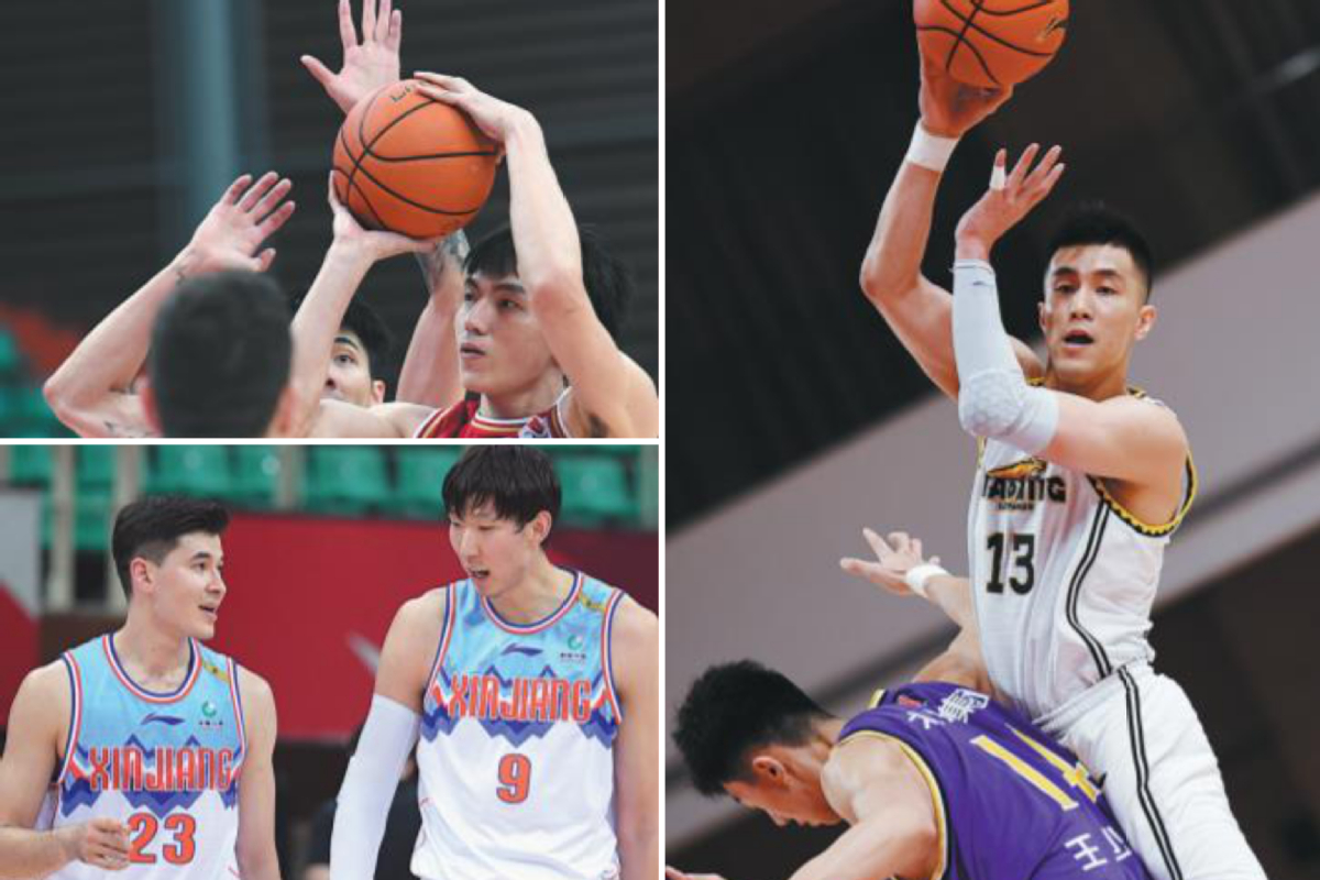 Homegrown hoopsters light up CBA