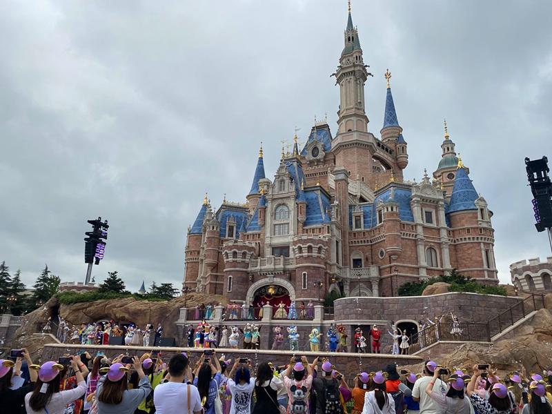 Shanghai Disney Resort celebrates a magical 5 years
