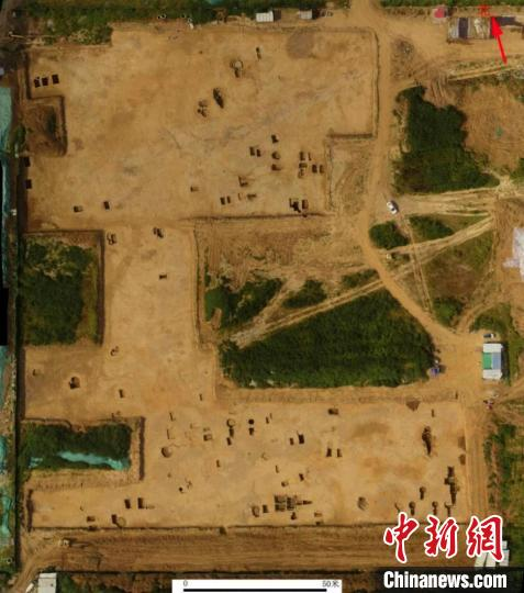 84 ancient Chinese tombs found in East China's Jinan